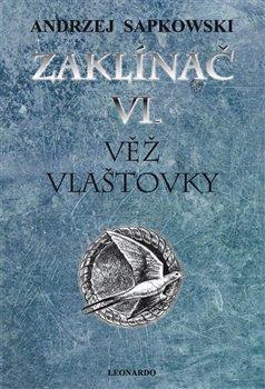 Obálka titulu Zaklínač VI: Věž vlaštovky