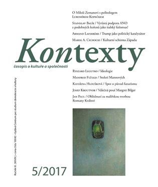 Kontexty 5/2017 - - | Booksquad.ink