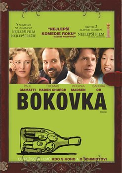 Obálka titulu Bokovka