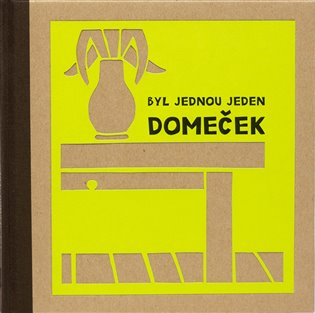 Byl jednou jeden domeček - Marcela Konárková   Booksquad.ink