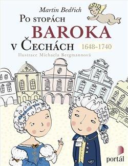 Obálka titulu Po stopách baroka v Čechách