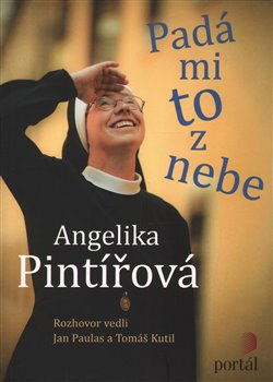 Obálka titulu Padá mi to z nebe - Pintířová Angelika