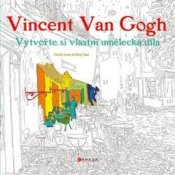 Obálka titulu Vincent van Gogh: Vytvořte si vlastní umělecká díla