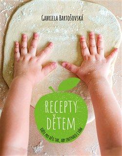 Obálka titulu Recepty dětem