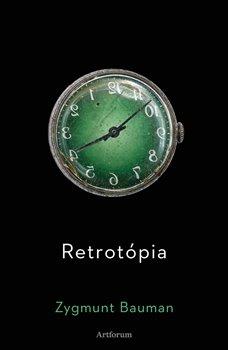 Obálka titulu Retrotópia