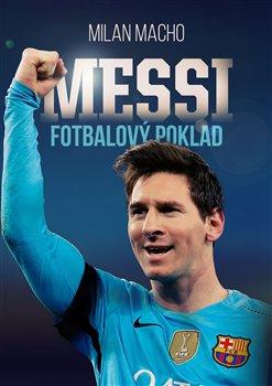 Obálka titulu Fotbalový poklad Messi