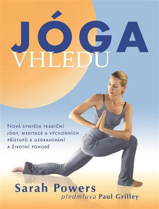 Jóga vhledu - Sarah Powers   Booksquad.ink