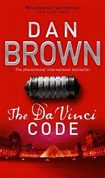 Obálka titulu Da Vinci Code