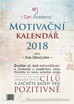 Obálka titulu Motivační kalendář 2018