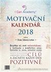 Obálka knihy Motivační kalendář 2018