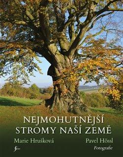 Obálka titulu Nejmohutnější stromy naší země