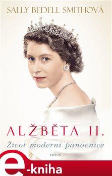 Obálka titulu Alžběta II.