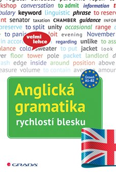 Obálka titulu Anglická gramatika