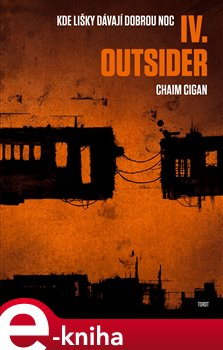 Obálka titulu Outsider