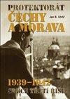 Obálka knihy Protektorát Čechy a Morava 1939–1942