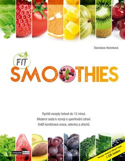 Obálka titulu Fit Smoothies