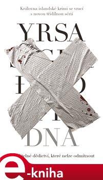 Obálka titulu DNA