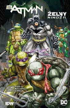 Obálka titulu Batman / Želvy nindža