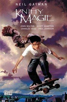 Obálka titulu Knihy magie