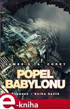 Obálka titulu Popel Babylonu