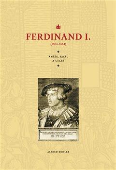 Obálka titulu Ferdinand I.