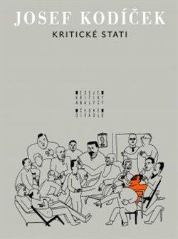 Obálka titulu Kritické stati