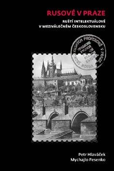 Obálka titulu Rusové v Praze