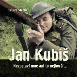 Obálka titulu Jan Kubiš