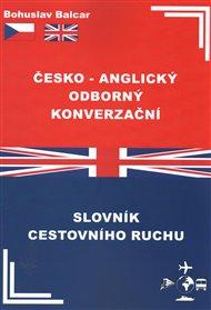 Česko–anglický odborný konverzační slovník cestovního ruchu