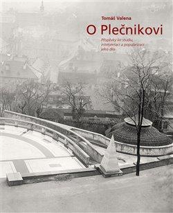 Obálka titulu O Plečnikovi
