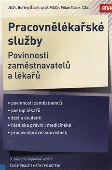 Obálka titulu Pracovnělékařské služby