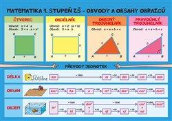 Obálka titulu Matematika – Obvody a obsahy, povrchy a objemy - 1. stupeň ZŠ