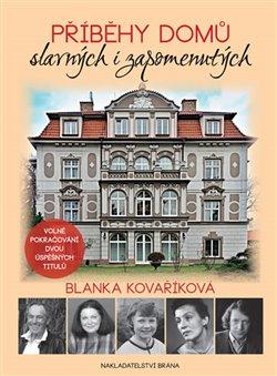 Obálka titulu Příběhy domů slavných i zapomenutých