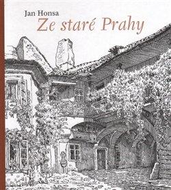 Obálka titulu Ze staré Prahy