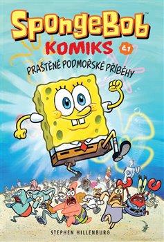 Obálka titulu SpongeBob 1: Praštěné podmořské příběhy