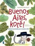 Obálka knihy Buenos Aires, kotě