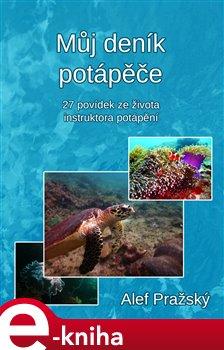 Obálka titulu Můj deník potápěče
