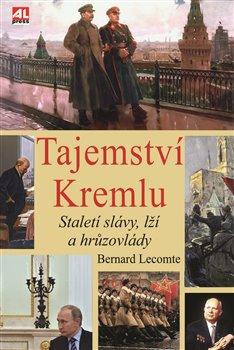 Obálka titulu Tajemství Kremlu