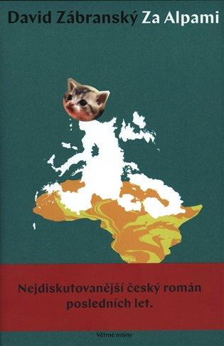 Za Alpami - David Zábranský | Booksquad.ink