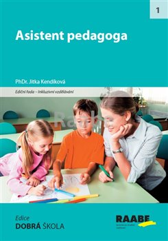 Obálka titulu Asistent pedagoga