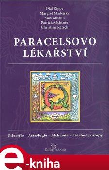 Obálka titulu Paracelsovo lékařství