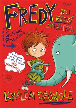 Obálka titulu Fredy 3. Největší strašpytel králem džungle