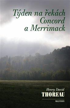 Obálka titulu Týden na řekách Concord a Merrimack