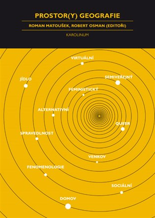 Prostory geografie - Roman Matoušek,   Booksquad.ink