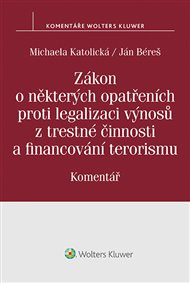 Zákon o některých opatřeních proti legalizaci výnosů z trestné činnosti a financování terorismu