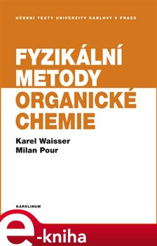 Obálka titulu Fyzikální metody organické chemie