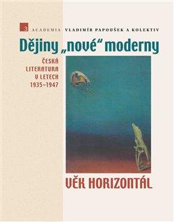 Obálka titulu Dějiny nové moderny 3
