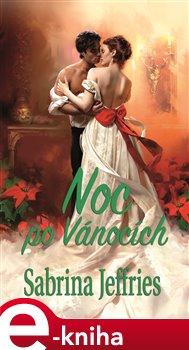 Obálka titulu Noc po Vánocích