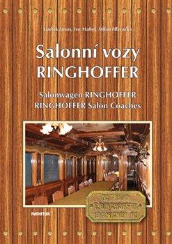 Obálka titulu Salonní vozy Ringhoffer / Salonwagens Ringhoffer/ Ringhoffer Salon Coaches