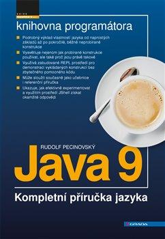 Obálka titulu Java 9: Kompletní příručka jazyka